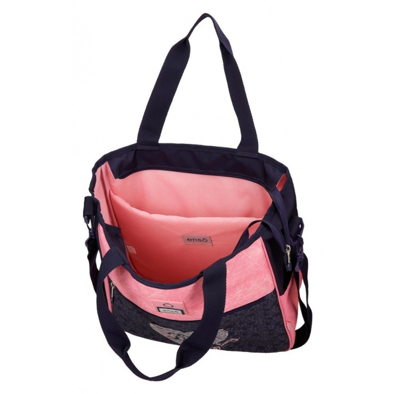 Bolso shopper Enso Learn