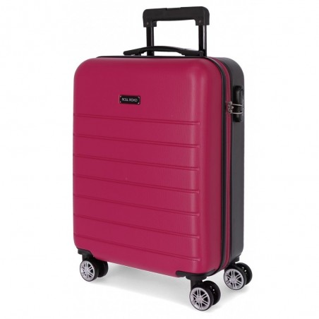 Maleta de cabina Roll Road Magazine bicolor