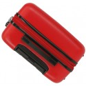 Maleta mediana Roll Road Magazine roja