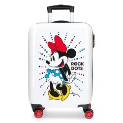Maleta de cabina infantil Minnie Magic Dots + regalo