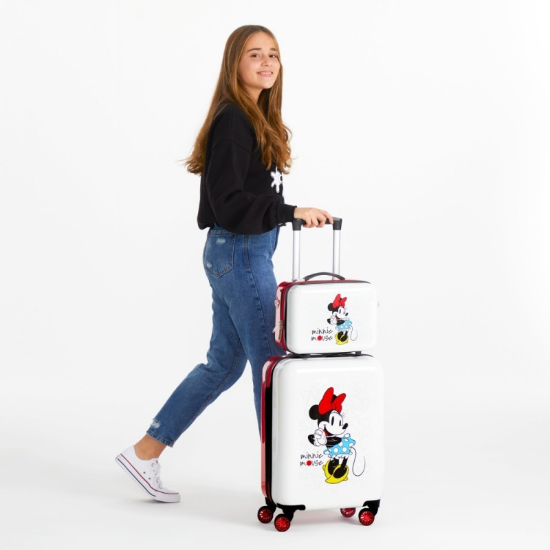 Neceser ABS Minnie Magic adaptable a trolley