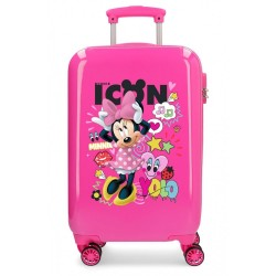 Maleta de cabina infantil Minnie Icon + Regalo