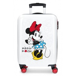 Maleta de cabina Minnie Magic rígida 55cm