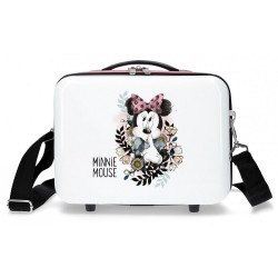 Neceser adaptable a trolley Minnie Style flores