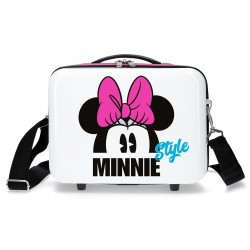 Neceser adaptable a trolley Minnie Style