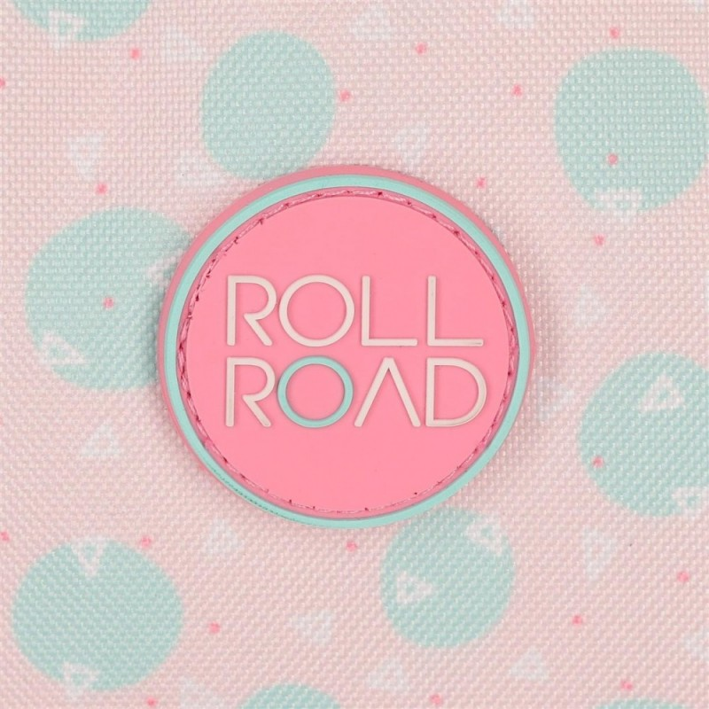 Mochila Escolar Roll Road Do All
