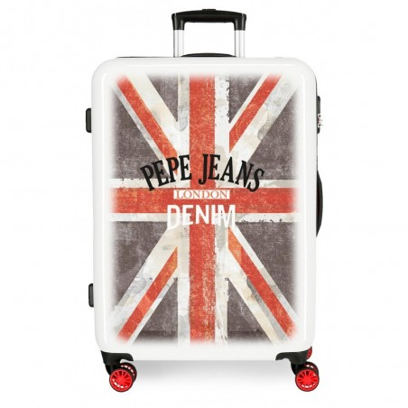 Maleta mediana Pepe Jeans World Denim + Regalo