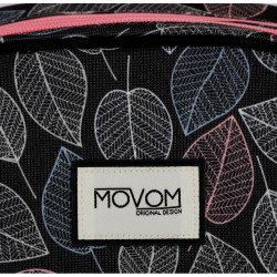 Mochila Movom Leaves Coral