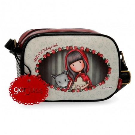 Bandolera Gorjuss Little Red Riding Hood