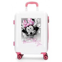 Maleta de cabina infantil Minnie Style with love + Regalo