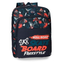 Mochila Roll Road Freestyle 42cm adaptable