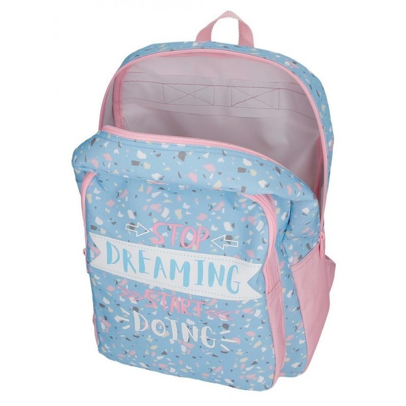 Mochila Escolar con carro Roll Road Dreaming
