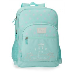 Mochila doble compartimento Movom Authentic