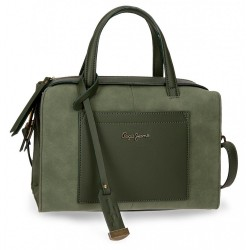 Bolso bowling Pepe Jeans Lorain Verde