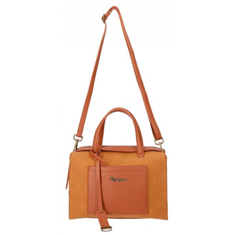 Bolso bowling Pepe Jeans Lorain Ocre