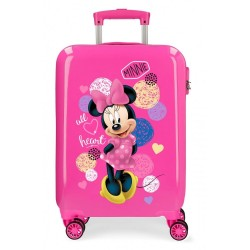 Maleta de cabina Minnie Heart + Regalo
