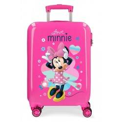 Maleta de cabina Minnie Love + Regalo