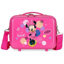 Neceser adaptable a trolley Minnie Heart