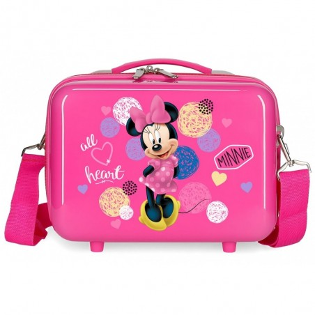 Neceser infantil Minnie Heart