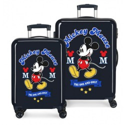Maletas infantiles Mickey The one en azul + Regalo