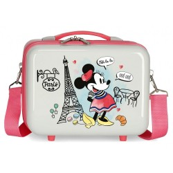 Neceser ABS Minnie Paris Adaptable
