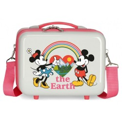 Neceser ABS Minnie Earth Adaptable