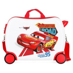 Maleta correpasillos Cars Good Mood + Regalo