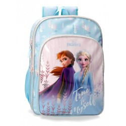 Mochila Escolar Frozen True to Myself 42cm