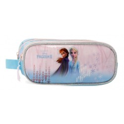 Estuche doble Frozen True to Myself
