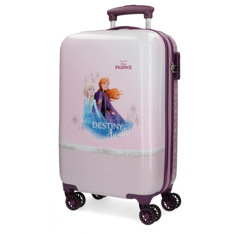 Maleta de cabina Frozen Spirits of Nature rígida 55cm