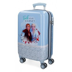 Maleta de cabina Frozen Spirits of Nature azul + regalo