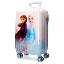 Maleta de cabina infantil Frozen True to Myself + regalo