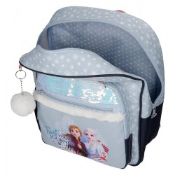 Mochila Trust your journey escolar 38cm