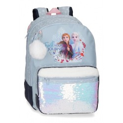 Mochila Frozen Trust your journey 42cm adaptable