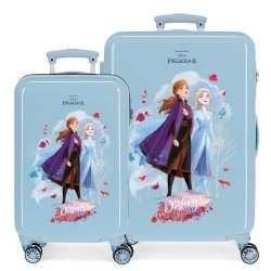 Maletas infantiles Frozen Destiny is calling + regalo