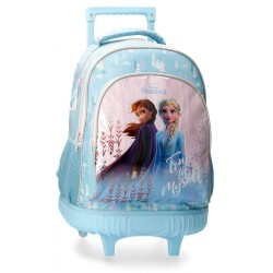 Mochila trolley Frozen True to Myself 2 ruedas