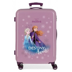 Maleta infantil Frozen Destiny Awaits mediana + regalo