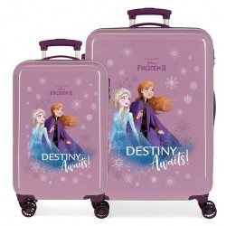 Maletas infantiles Frozen Destiny Awaits + regalo