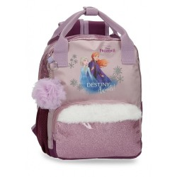 Mochila Frozen Destiny Awaits 28cm