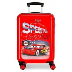 Maleta de Cabina Cars Speed Trails rígida 55cm