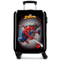 Maleta de Cabina Spiderman Red rígida 55cm