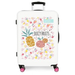 Maleta Mediana Enso Juicy Fruits rígida 68cm