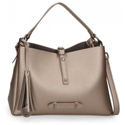 Bolso Pepe Jeans Angelica Bronce