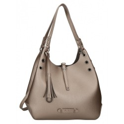 Bolso Hobo Pepe Jeans Angelica Bronce