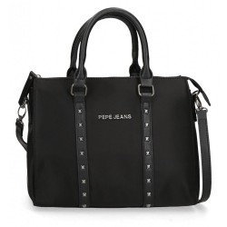 Bolso Pepe Jeans Roxanne Negro