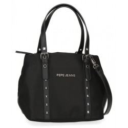 Bolso Pequeño Pepe Jeans Roxanne Negro