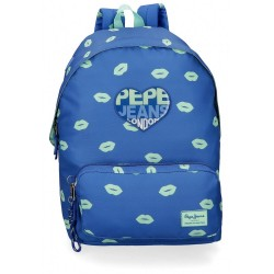 Mochila Escolar Pepe Jeans Ruth Adaptable