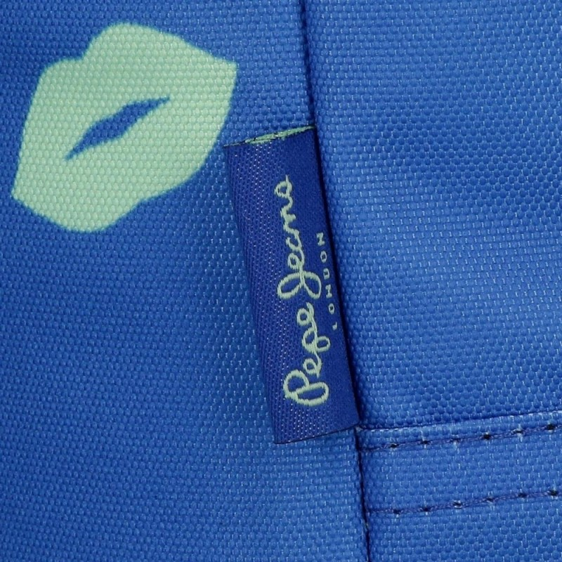 Neceser Pepe Jeans Ruth Doble Compartimento Adaptable
