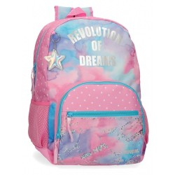 Mochila Escolar Movom Revolution Dreams