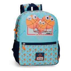 Mochila Enso Basket Family 32cm Adaptable